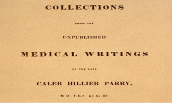 Caleb Parry unpublshed