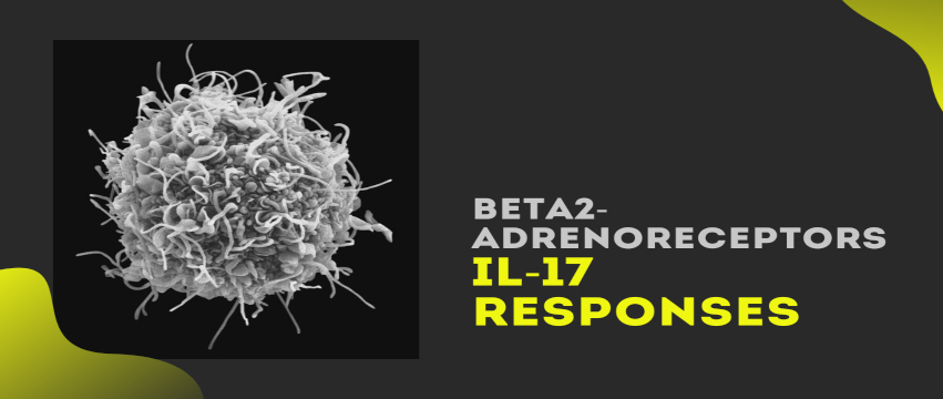 Beta2-Adrenoreceptors IL-17 Responses