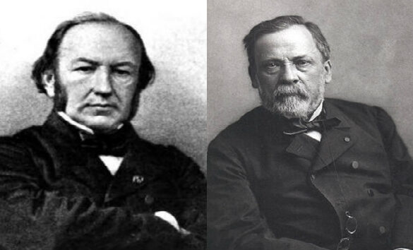 Bernard and Pasteur