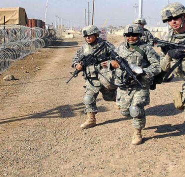 combat training stress