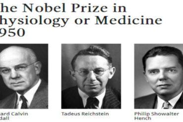 Philip Hench and cortisone