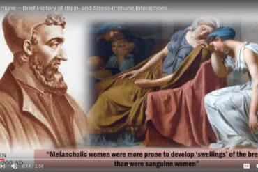 BrainImmune Brief History Neuroendocrine Immunology