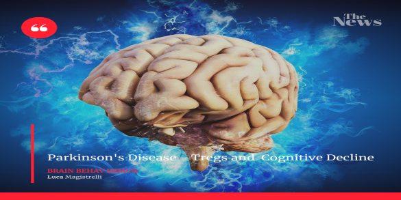 Immunity Cognitive Decline Parkinson's Disease