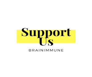 Support Us BrainImmune