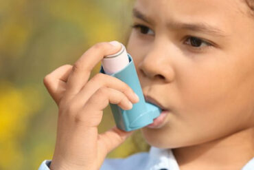 Stress Response in Childhood Asthma