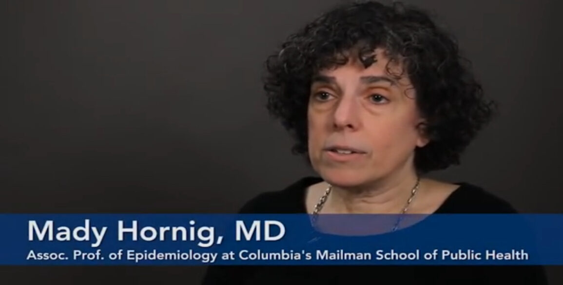 Mady Hornig High Blood Interferon Linked to Chronic Fatigue Syndrome