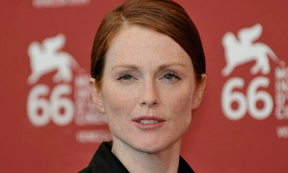 Juliane Moore info new movie alzheimer's