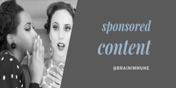 BrainImmune publish sponsored content