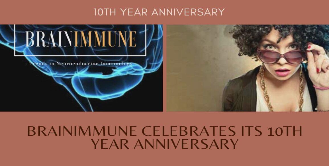 BrainImmune Celebrates its 10th Year Anniversary