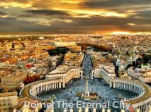 Rome The Eternal City BrainImmune